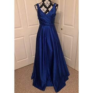 Dresses & Skirts - Blue Evening Gown